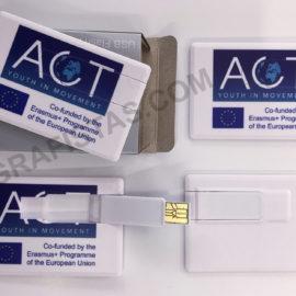 Usb sticks credit card, Usb sticks πιστωτικη κάρτα, εκτυπωσεις Usbsticks,